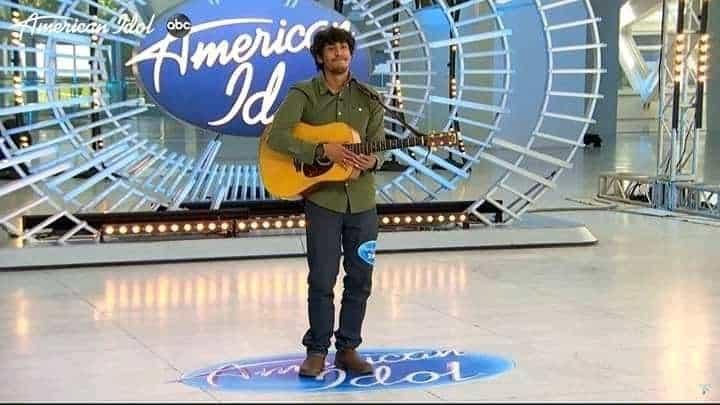 Arthur Gunn Became The Runner of American Idol