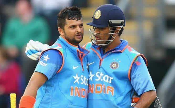 Suresh Raina: Indian Middle  Order Batsman Retires from International Cricket